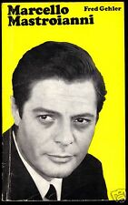 Gehler, Fred; Marcello Mastroianni, 1973