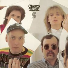 Cheap Trick One On One Banner Huge 4X4 Ft Fabric Poster Tapestry Flag album art