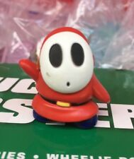 "Nintendo 2007: Super Mario Bros ~ Shy Guy - 1"" Mini Figure"