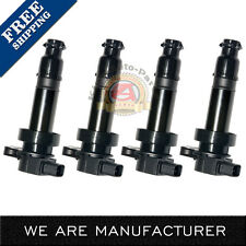 4 Pack High Performance Ignition Coil For KIA Soul 2010 2011 27301-2B010