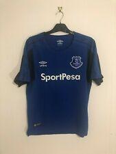 Everton Training Football Shirt Medium M