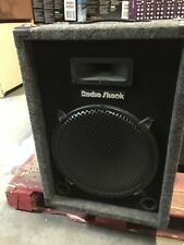 Radioshack Vintage Speakers For Sale Ebay