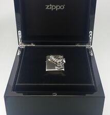 PHOENIX Sterling Silver ANNE STOKES ZIPPO-Kunstwerk neu+ovp LIMITED xx/50