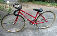 "NEW never used 27"" Schwinn Women's Red 10 Speed World Bicycle 1990"