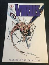 Virus#1 Incredible Condition 9.4(1993) Ploog Cover!!