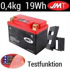 Lithium-Ionen Batterie YB5L-B Yamaha XT 600 Z Tenere