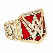 2017  RAW Universal Championship Ring  NEW SIZE 10.50 SHIPPED NEXt DAY FROM USA