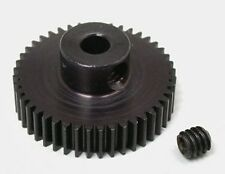 "Robinson Racing 44 Tooth 64 Pitch 44T 64P Pro Aluminum Pinion Gear (1/8"" Shaft)"