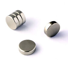 Strong Magnets 10mm Dia x 3mm * Pull force 1.75Kg * Powerful round Disc Magnet