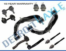 Brand New 10pc Complete Front Suspension Kit for Nissan Pathfinder and Frontier