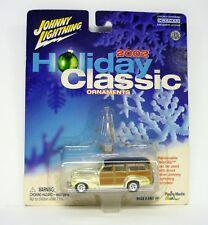 Johnny Blitz 1956 Ford Thunderbird Urlaub klassisch Ornamente Auto MOC 2002