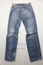 G-star elwood jeans usato (Cod.D753) Tg.44 W30 L36 boyfriend