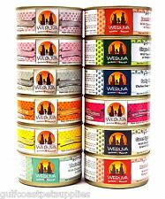 Weruva Grain Free Canned Dog Food Variety Pack - 12 Flavors (5.5oz - 12 cans)