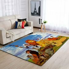 THE LION KING RUG LIMITED EDITION, Living Room Carpet