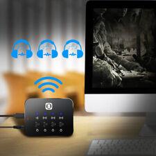 Bw-107 Portable Bluetooth Splitter Audio schnell Transmitter Mehrpunkt-Adapter