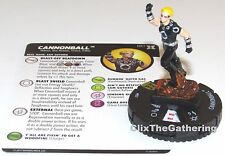 CANNONBALL 057 Deadpool and X-Force Marvel HeroClix Super Rare