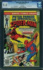 Peter Parker The Spectacular Spider Man # 1 MARVEL 1976 CGC 9.4 Presque comme neuf +