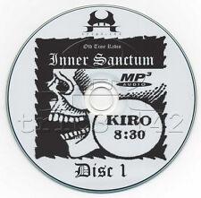 Inner Sanctum Mysteries (OTR) Old Time Radio (2 x mp3 CD) (Horror Audiobooks)