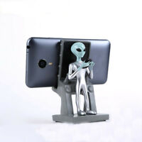 Universal Phone Stand Holder Mount Alien Figure SmartphoneTablet Stand G9C