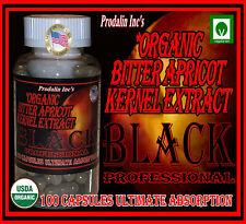 Prodalin Inc*2000mg Ultimate Absorbing Vitamin B17 Organic Apricot Kernels Seeds