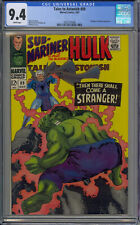 Tales to Astonish #89 CGC 9.4 White Pages  - The Stranger & Attuma appearances
