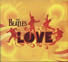 THE BEATLES - Love - BOX SET SPECIAL EDITION CD + DVD DIGIPACK NEAR MINT