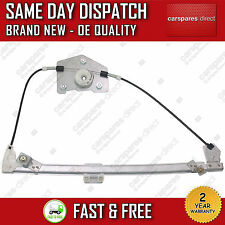 FOR PEUGEOT 406 FRONT RIGHT SIDE WINDOW REGULATOR WITHOUT MOTOR 1995>2005 *NEW*