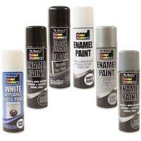 Enamel Gloss Appliance Primer Spray  Paint  Aerosol Radiator Tough 250ml Metal