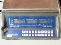 ULine JCE-15K 30lb x .001lb Digital Counting Scale
