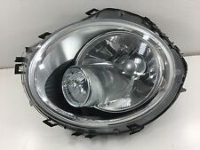 All Broken Tabs 2007 - 2013 Mini Cooper Halogen Headlight Oem Lh (Driver) As-Is