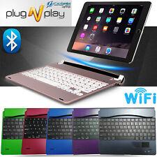 Wireless Bluetooth Keyboard Smart Stand For Apple iPad 2 iMac Tablet