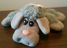 "Vintage Pound Puppies 9"" Newborn Furries Poodle Dog 1980s Free Shipping!"