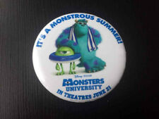 badge button monsters iniversity disney