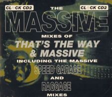 Clock(CD Single)That's The Way (I Like It(/ Massive-Power Station-MCSXD-