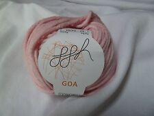 GGH - Goa  #62 Pink Bulky Cotton & Acrylic Blend