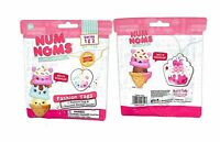 Num Noms Fashion Tags & Scented Sticker Series 1 & 2 blind bag x 1 kawaii