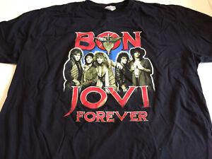 BON JOVI Forever T SHIRT mens 2XL new