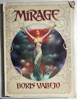 MIRAGE by Boris Vallejo (1982) Ballantine Books hardcover art book VG+
