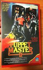 PUPPET MASTER II ( 2 ) - VHS FULL MOON