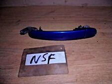 SEAT LEON 2000 MK1 EXTERIOR FRONT / REAR DOOR HANDLE BLUE , 1 ONLY