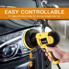 Adjustable Speed Electric Car Polisher Grinder Sander Buffer Machine Lock Switch