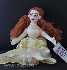 Belle Beauty & The Beast Disney Store Mini Bean Bag w/ Tag Plush Princess