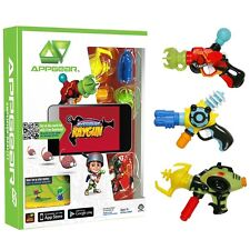 Appgear Mysterious Raygun Mobile Game NIB new in box for iPad iPhone Android