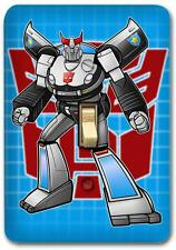 Transformer G1 Prowl Autobot Metal Switch plate Wall Cover Lighting Decor SP739