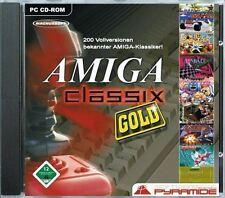 Amiga Classix ORO-più di 200 versioni complete! @neu @