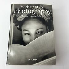 20th Century Photography History by Museum Ludwig Cologne 1996 Paperback Book
