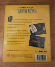 MYSTIC MIDWAY PHANTOM EXPRESS - PHILIPS CD-I *BEST OFFER* *BOX ONLY* *TRACKED*