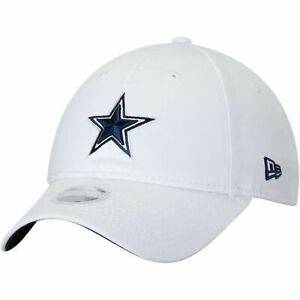 Dallas Cowboys Cap Youth Sized New Era Core Classic Adjustable Hat White