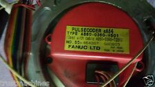 Pulsecoder Alpha A64 A860-0360-V501 With Cable A860-0360-T201 RedCover + Encoder