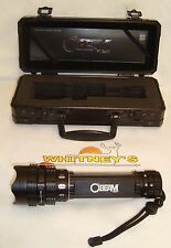 NEBO o2 Beam TACTICAL High Power Flashlight w/ Hard Carrying Case-Item #6000